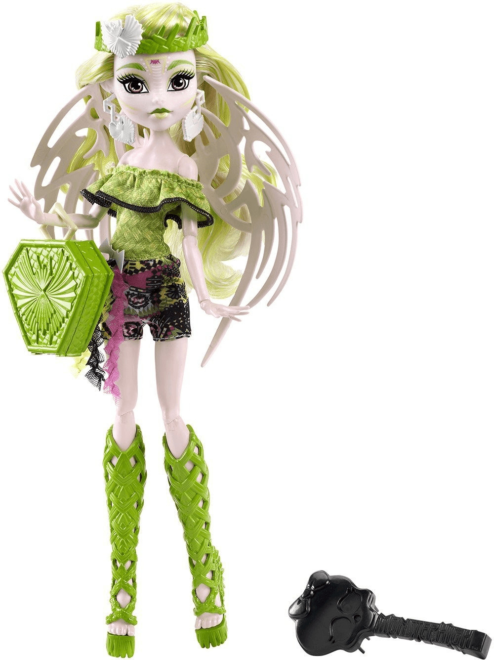 Monster High Brand-Boo Students Batsy Claro