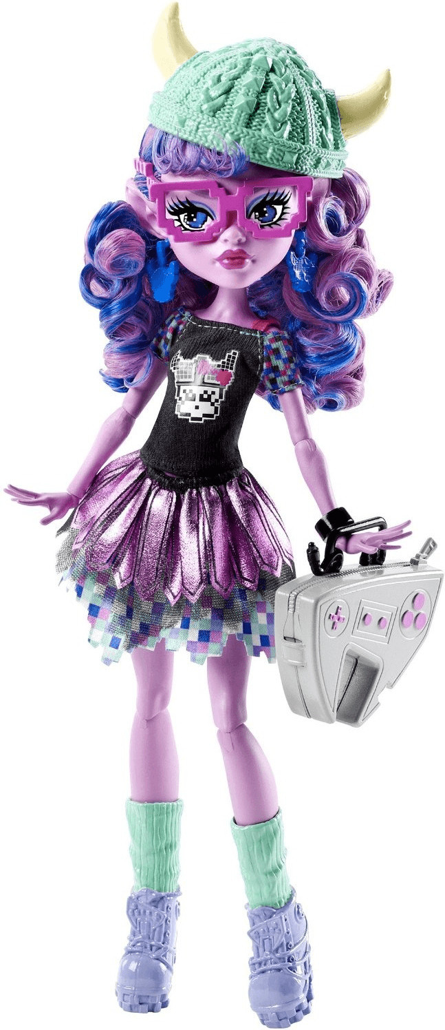 Monster High Brand-Boo Students Kjersti Trollsøn