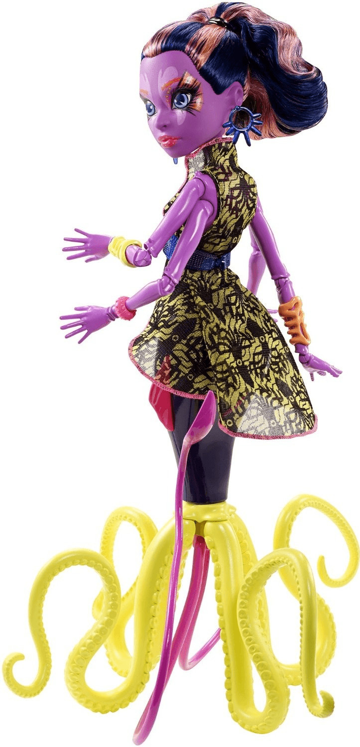 Monster High Great Scarrier Reef Kaala Mer'ri