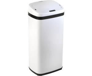 russell hobbs sensor m lleimer quadratisch 40 liter ab 42. Black Bedroom Furniture Sets. Home Design Ideas