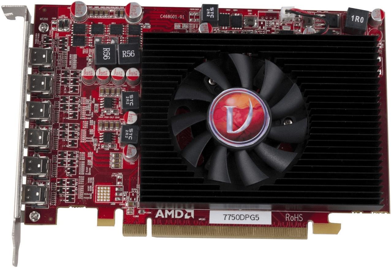 VisionTek Radeon HD 7750 2048MB GDDR5