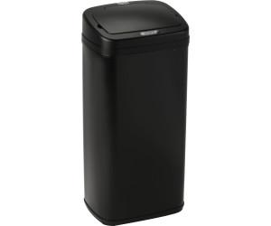 russell hobbs sensor m lleimer quadratisch schwarz 30 liter ab 56 29 preisvergleich bei. Black Bedroom Furniture Sets. Home Design Ideas