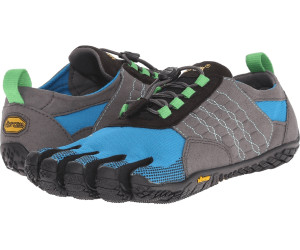 Vibram FiveFingers Trek Ascent Women Grey/Blue/Green (Auslaufware) (37) nGdLFJ