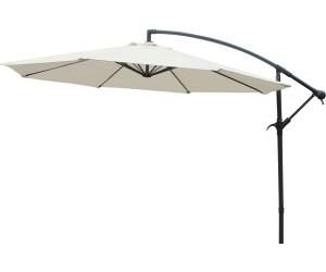 alice 39 s garden parasol rond hardelot 300 cm au meilleur prix sur. Black Bedroom Furniture Sets. Home Design Ideas