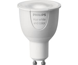 Philips Hue Lampen : Philips hue weiß und farbig 6 5w gu10 ab 46 81 u20ac preisvergleich
