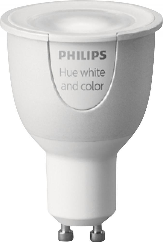 Philips Hue Weiß und farbig 6,5W GU10