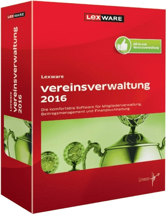 Lexware Vereinsverwaltung 2016 (ESD)