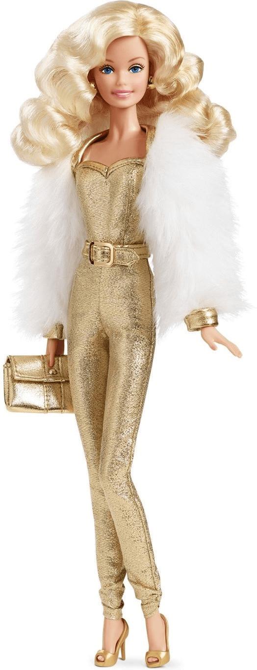 Image of Barbie Collector Gold Label - Golden Dream Barbie Doll (DGX88)