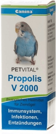 Canina Petvital V 2000 Globuli 10 g