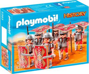 Playmobil Sur Bataillon Prix Meilleur Romain5393Au Rq543ALj