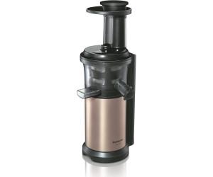 Slow Juicer Panasonic Idealo : Panasonic MJ-L500NXE ab 119,99 ? Preisvergleich bei idealo.de