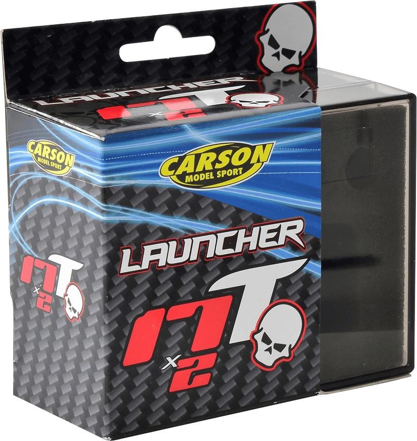 Carson Elektromotor Launcher Race