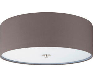 eglo led deckenleuchte pasteri 47 5cm grau 94922 ab 47 28 preisvergleich bei. Black Bedroom Furniture Sets. Home Design Ideas