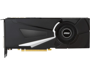 Buy MSI GeForce GTX 1080 from £562 95 – Best Deals on idealo