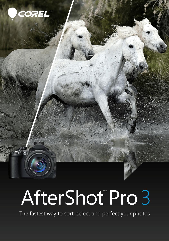 Image of Corel AfterShot Pro 3