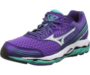 Wave Paradox 2 Damen Laufschuhe, Purple (Royal Purple/Silver/Atlantis), 38.5 EU Mizuno
