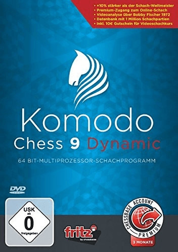 Komodo Chess 9: Dynamic (PC)