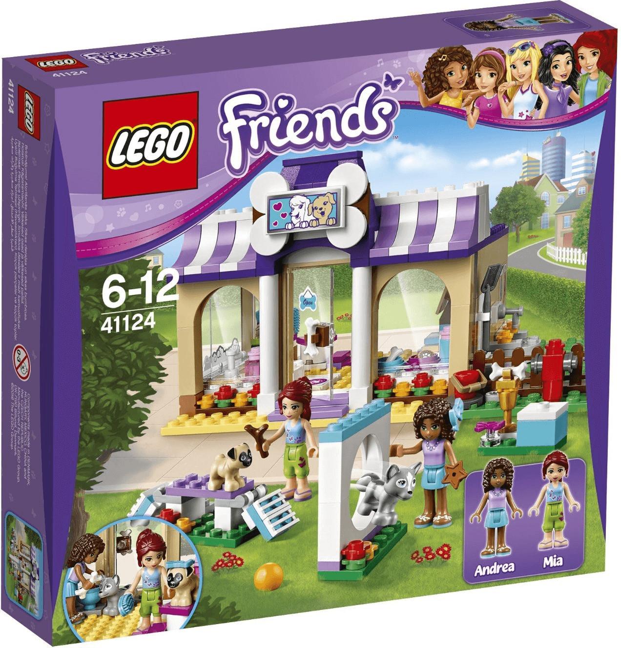 LEGO Friends - La garderie pour chiots de Heartlake City (41124)