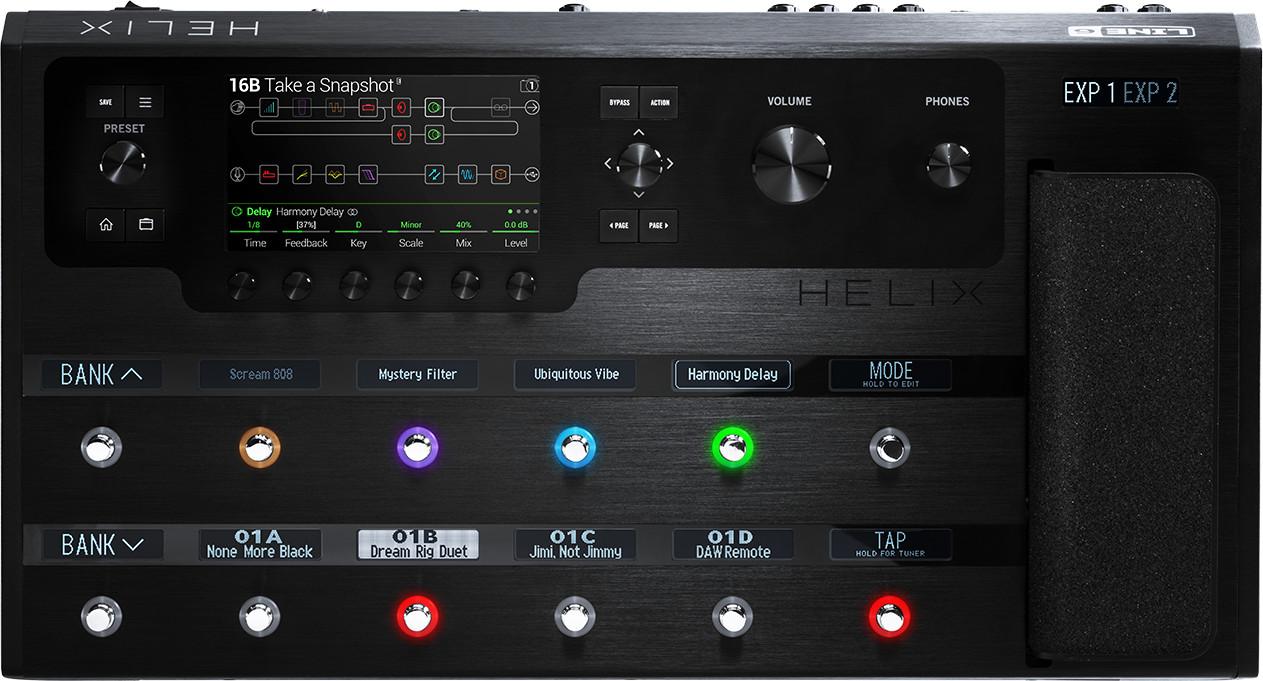 Image of Line 6 Helix
