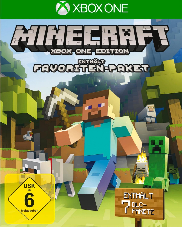 Minecraft: Xbox One Edition + Favoriten Paket (...