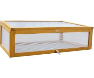 Habau Frühbeetaufsatz für Hochbeet 115 x 53cm