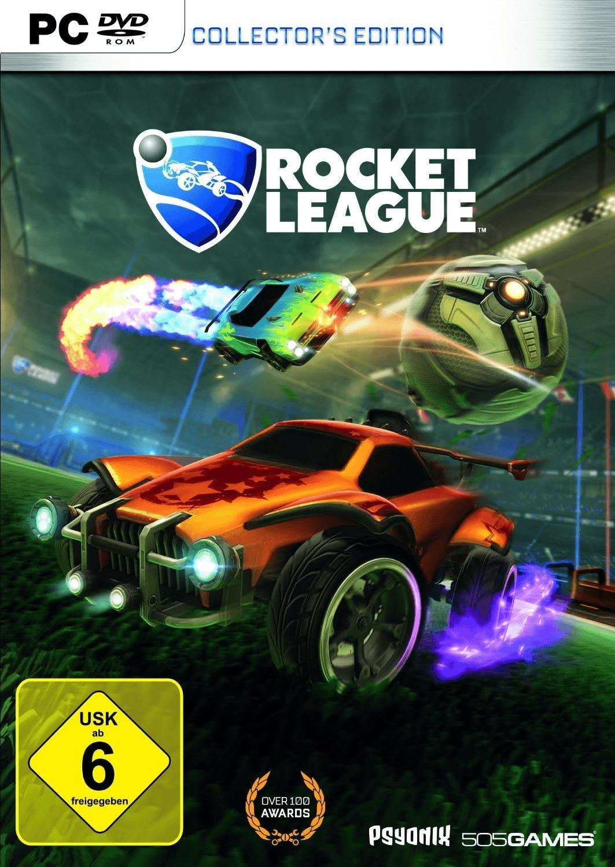 Rocket League: Collector´s Edition (PC)
