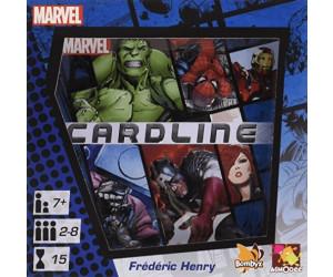 Image of Bombyx Cardline Marvel