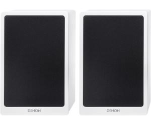 Weiss Denon SC-N10 2-Wege Lautsprecher Paar schwarz
