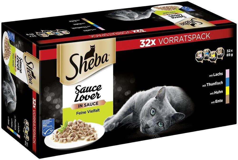 Sheba Sauce Lover (MSC)
