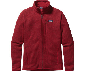 Patagonia Mens Better Sweater Fleece Jacket Au Meilleur Prix Sur
