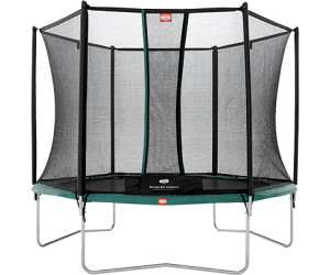 berg trampolin talent 300 cm mit sicherheitsnetz comfort. Black Bedroom Furniture Sets. Home Design Ideas