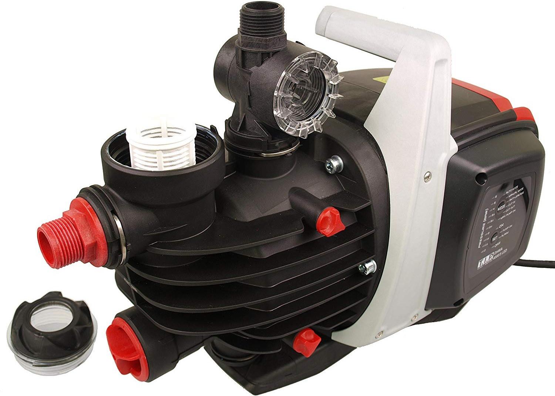 Hauswasserautomat DHWA 4000/5 LED mit elektronischer Pumpensteuerung und LED-Anzeige, bis 3.900 l/h T.I.P.