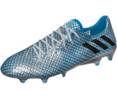 competitive price f465e 78bbd Adidas Messi 16.1 FG Men silver metallic core black shock blue