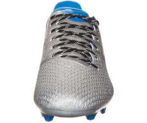 Adidas Messi 16.3 FG Men silver metalliccore blackshock