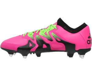 0690965df Buy Adidas X15.1 SG Men shock pink/solar green/core black from ...
