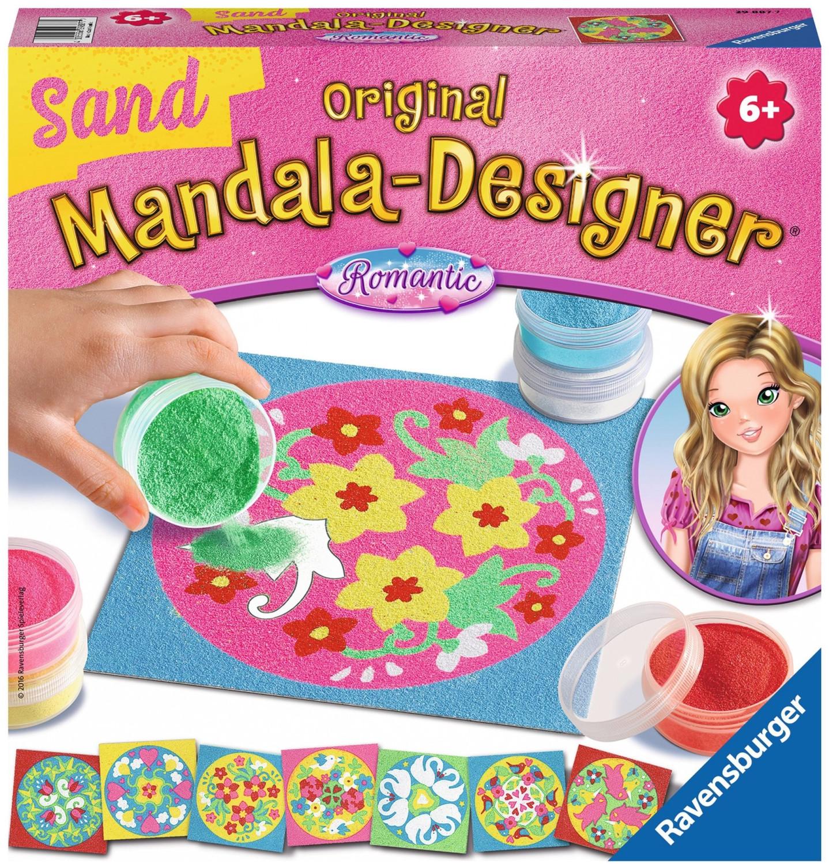 Ravensburger Sand Mandala-Designer Romantic