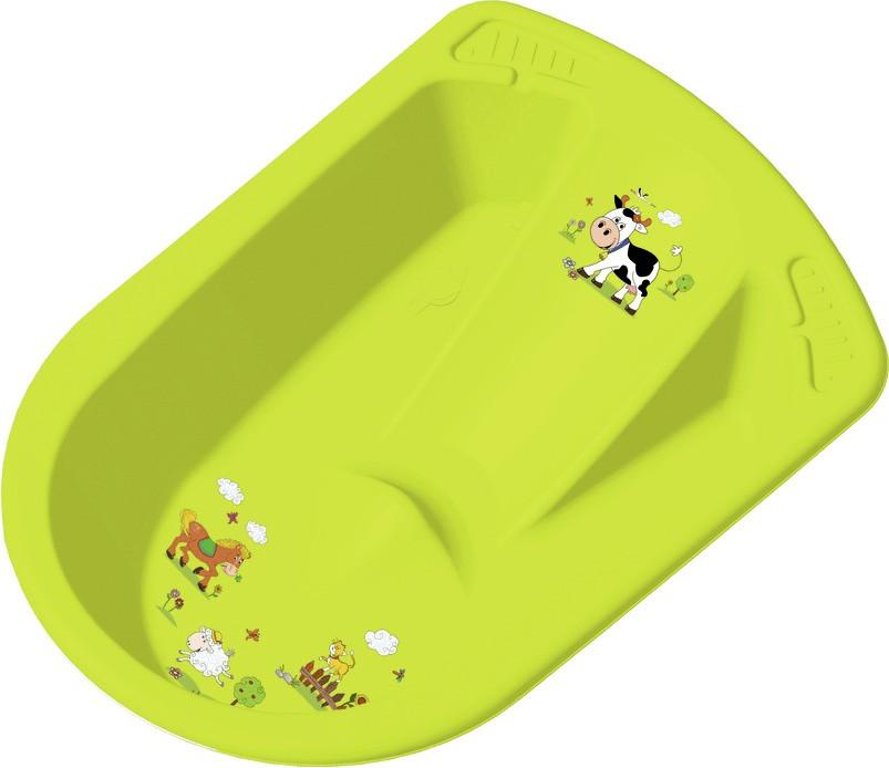 OKT Bañera anatómica Hippo verde