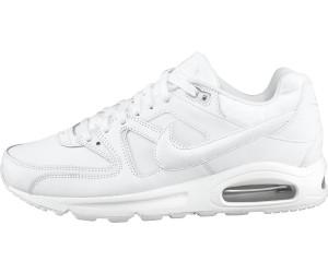Nike Air Max Command Leather whitewhitemetallic silver ab