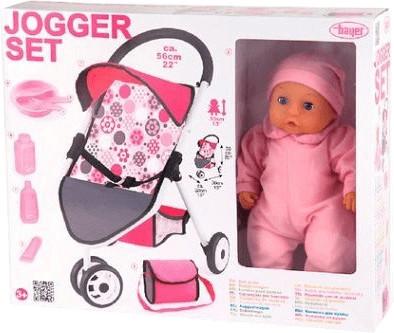 Bayer-Chic Jogger Set