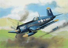 Revell F4U-5 Corsair (04143)