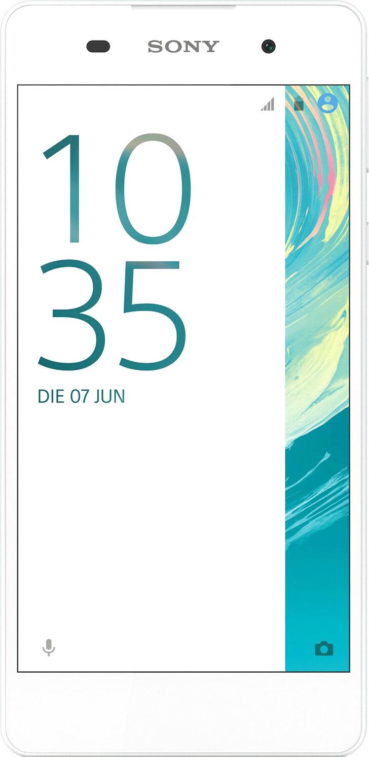 Sony Xperia E5 weiß