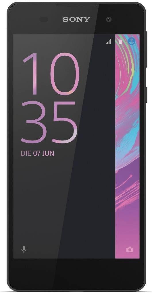 Sony Xperia E5 schwarz