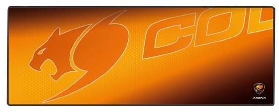 Image of Cougar Arena Gaming Mousepad orange