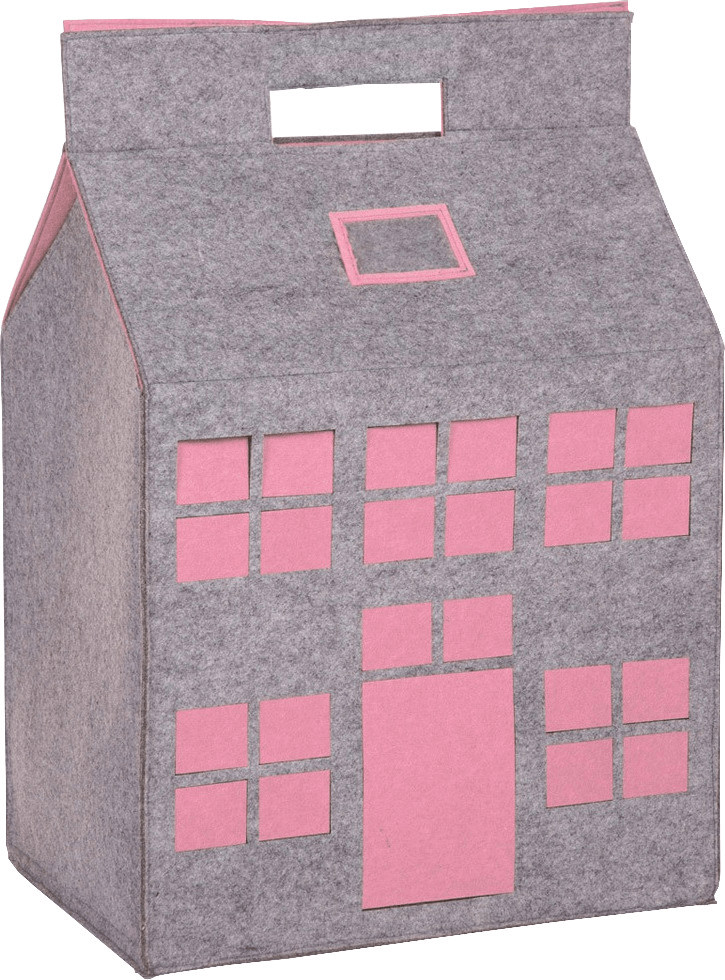 Childhome Felt Toybag House