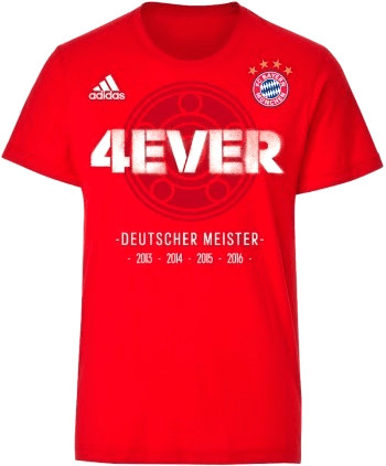 Adidas FC Bayern 4ever T-Shirt