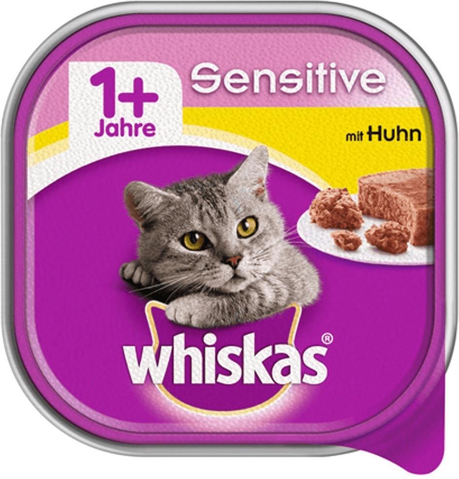 Whiskas Sensitive mit Huhn
