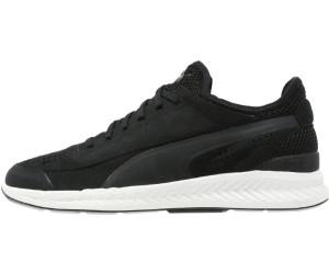 PUMA Low Sneaker 'Ignite Sock Knit' schwarz / weiß 6ghnn