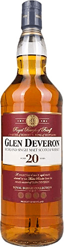 Image of Glen Deveron 20 Years Old 1,0l 40%