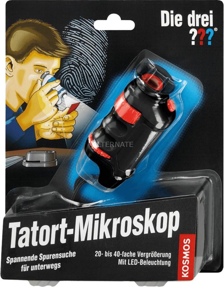 Kosmos Tatort-Mikroskop