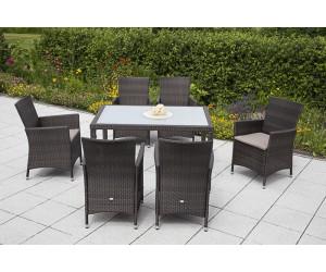 Holz Gartenmöbel Set Preisvergleich ~ 6 personen gartenmöbel set preisvergleich günstig bei idealo kaufen